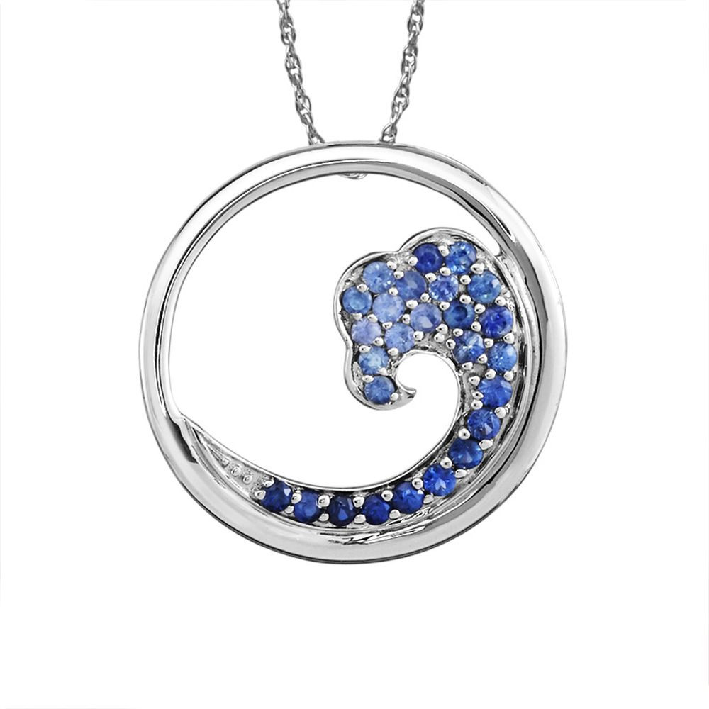 The Wave Collection - pntrwv2si1.jpg - brand name designer jewelry in South Haven, Michigan