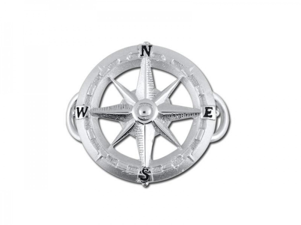 Compass Rose Clasp by LeStage
