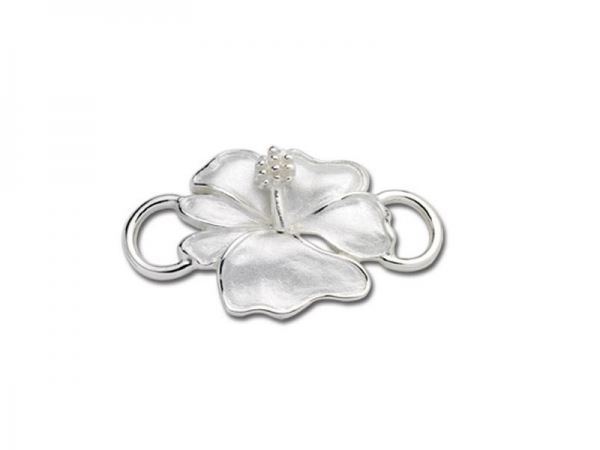 Hibiscus Clasp by LeStage