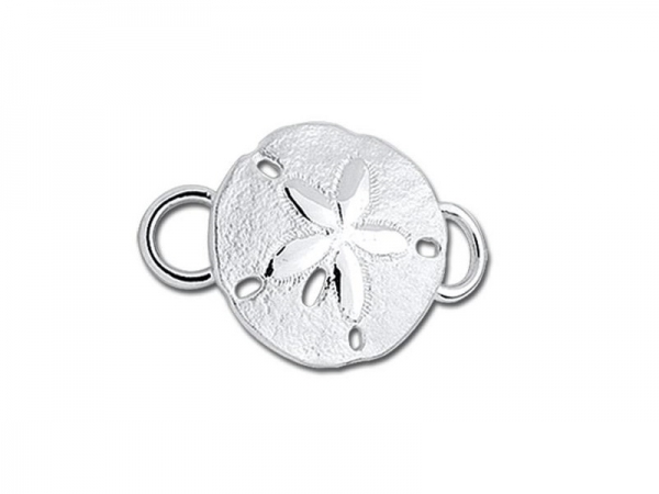 Lestage Sand Dollar Clasp by LeStage